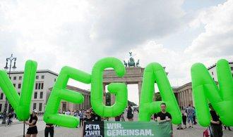 Berlín se stává metropolí veganství
