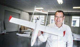 S Číňany už nikdy jednat nebudu, říká výrobce bezpilotních letounů Semetkovský