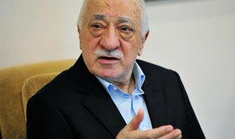 Turecko tlačí na USA, aby urychlily vydání údajného pučisty Gülena