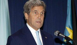 Kerry: USA podporují vyslání dalších jednotek OSN do Jižního Súdánu