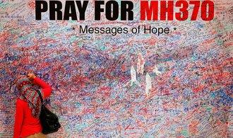 Let MH370: Na palubě mohlo dojít k požáru, naznačuje nový nález