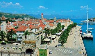 Hříšně krásný Trogir láká milovníky středověké architektury