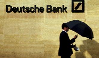 Deutsche Bank zaplatí 630 milionů dolarů kvůli praní špinavých peněz z Ruska