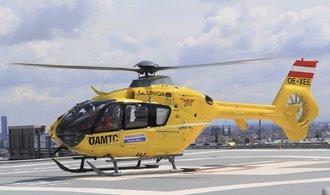 Antimonopolní úřad zastavil tendr na leteckou záchranku v Ústeckém kraji