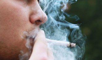 STEM/MARK: Protikuřácká opatření trápí jen menšinu kuřáků