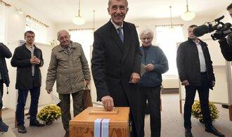 Kdo vyhrál volby do poslanecké sněmovny