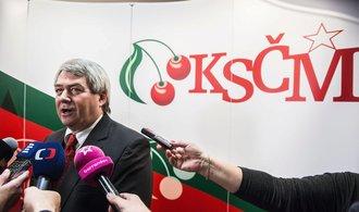 Výkonný výbor KSČM doporučil tolerovat Babišovu vládu