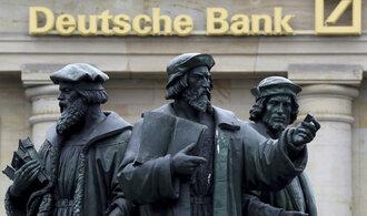 Deutsche Bank zabředá do skandálu s praním špinavých peněz