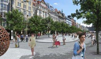 Václavské náměstí je krok před historickou proměnou. Úřad schválil rekonstrukci