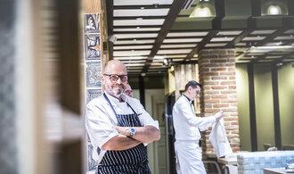 Šéf Zdeněk Pohlreich otevřel v centru Prahy novou restauraci