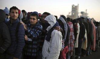 Migrační proudy do Evropy vyschly, počet uprchlíků výrazně klesl