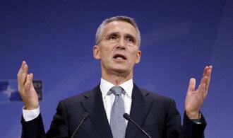 Stoltenberg: Summit NATO i přes neshody ukáže jednotu spojenců