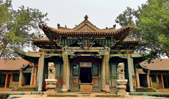 Severočínské městečko Pching-jao: Poklad pro milovníky historie