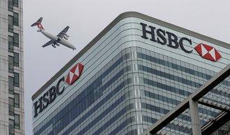 HSBC nasadí v boji proti finanční kriminalitě umělou inteligenci