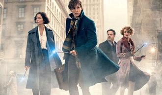 Vzkříšení Potterova světa ve filmu Fantastická zvířata se překvapivě povedlo