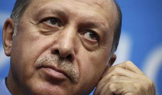 Trumpův útok v Sýrii? To je jen začátek, doufá Erdogan