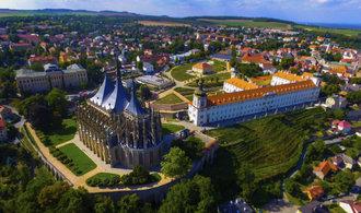 Podívejte se, jak vypadají krásy Česka z pohledu dronu