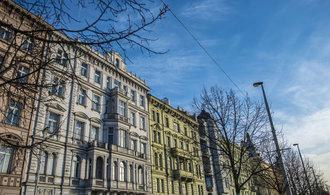 Ceny starších bytů v Praze vzrostly o více než desetinu za rok