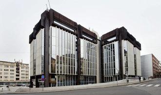 Majitel budov Transgas v Praze požádal o jejich demolici