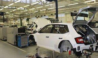Češi a Slováci urvali historický rekord, jsou největšími výrobci aut v přepočtu na obyvatele