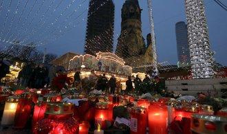 Při teroristickém útoku v Berlíně zemřela také Češka