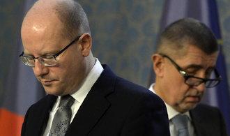 Jednotná pravidla pro korporace zabrání daňovým únikům, míní Sobotka