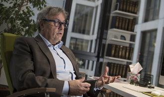 Odbory jdou za hranici zdravého populismu, říká prezident Hospodářské komory Vladimír Dlouhý