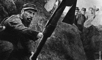 Jak zachytili fotografové krutost první světové války