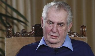 Hrad doufá ve zlepšení rusko-amerických vztahů, aby mohl Zeman do Ruska dřív