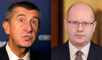 Glosa Jany Havligerové: Političtí zoufalci a Babiš