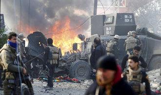 Zničili jsme velitelství IS v Mosulu, tvrdí koalice pod vedením USA
