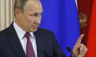 Putin: USA chtějí vytlačit Rusko z evropského energického trhu a zdražit plyn