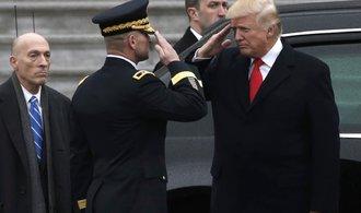 Jména agentů i tajná letadla: sedm tajemství, která se dozví Donald Trump