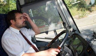 Přes pět set řidičů autobusů půjde na Ústecku do stávky