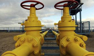 Export ruského plynu do Evropy prudce roste, vytěží se ho i více