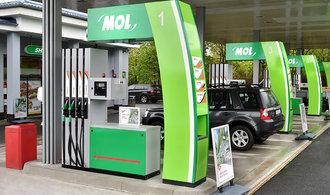Čerpacím stanicím MOL v Česku loni klesl zisk i tržby. Společnost chce ale investovat miliardy