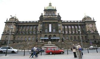 Rekonstrukce Národního muzea bude bez velké architektonické soutěže