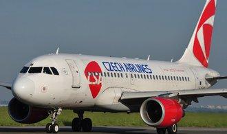Na palubách letadel ČSA platí dvanáct let starý kurz eura