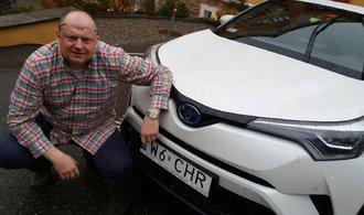 V autoprůmyslu bude nejdůležitější změna tradičního pohonu vozu, říká Martin Peleška