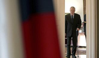 Zeman potvrdil kandidaturu, za favorita prezidentských voleb se prý ale nepovažuje