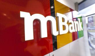 mBank má novou aplikaci pro iOS. Zvládne i přihlašování podle tváře uživatele