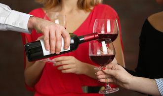 Vědci zjistili, že červené víno chrání svaly
