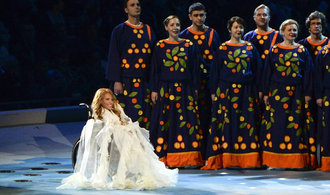 Politika vstoupila do pěvecké soutěže Eurovize, vyřazena může být Ukrajina