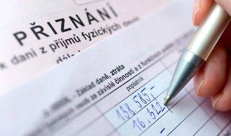 Nestihli jste včera podat daňové přiznání? Co vás čeká?