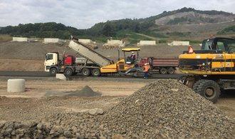 Stavba dálnic je příliš pomalá, tvrdí kontrolní úřad