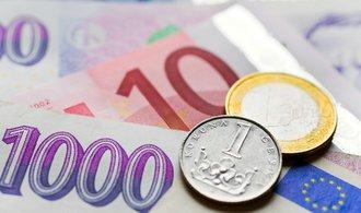 Konec intervencí zdražil půjčky, spekulanti dávají vale koruně