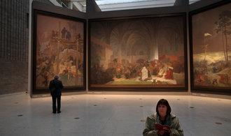 Slovanská epopej patří Praze, soud potvrdil původní verdikt