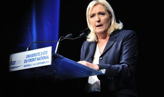Vítězství Le Penové by mohlo poškodit francouzské automobilky