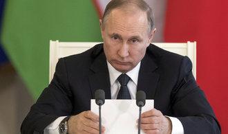 Rusko bude podporovat Abcházii vojensky i politicky, slíbil Putin