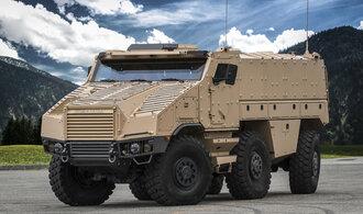 Czechoslovak Group a Tatra Trucks se chystají na zbrojní veletrh IDET